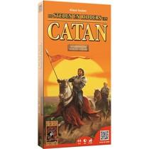Kolonisten van Catan 6e Editie: Steden & Ridders 5-6 Spelers