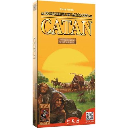 999-Games Kolonisten van Catan 6e Editie: Kooplieden en Barbaren 5-6 Spelers