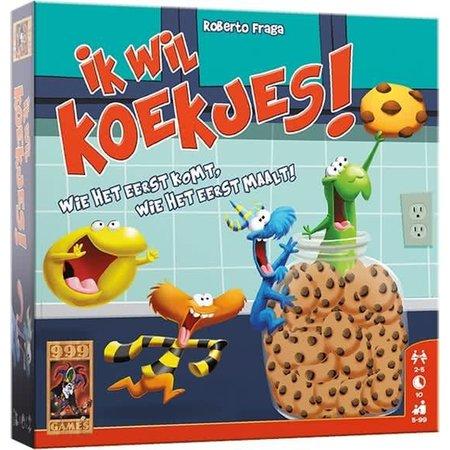 999-Games Ik Wil Koekjes! uc