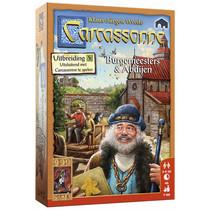 Carcassonne Burgemeesters en Abdijen Nieuw