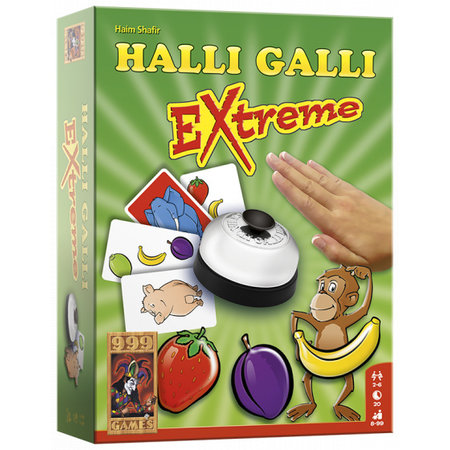 999-Games Halli Galli Extreme