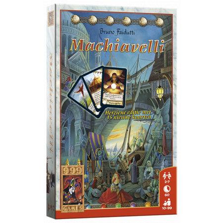 999-Games Machiavelli