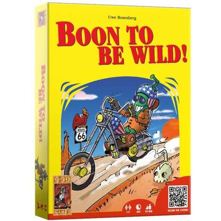 999-Games Boon to be Wild uc?