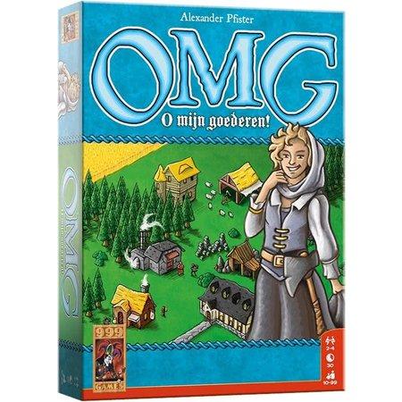 999-Games OMG: O Mijn Goederen