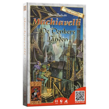 999-Games Machiavelli de Donkere Landen - Uitbreiding
