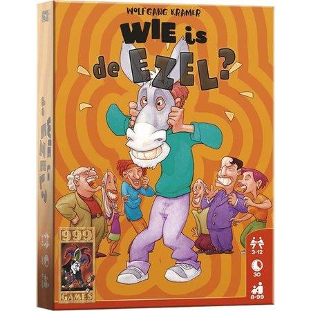 999-Games Wie is de Ezel