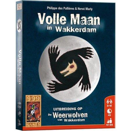 999-Games Weerwolven uitbreiding: Volle Maan in Wakkerdam