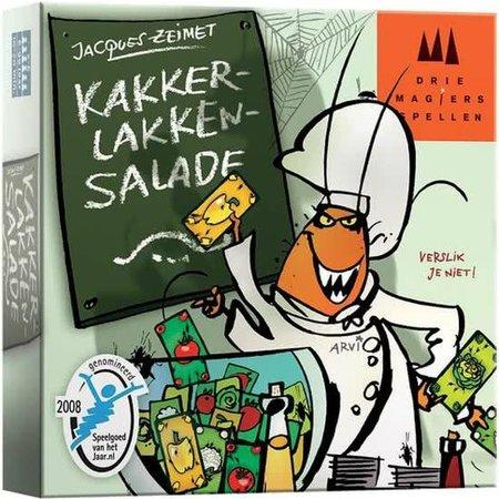 999-Games Kakkerlakken Salade