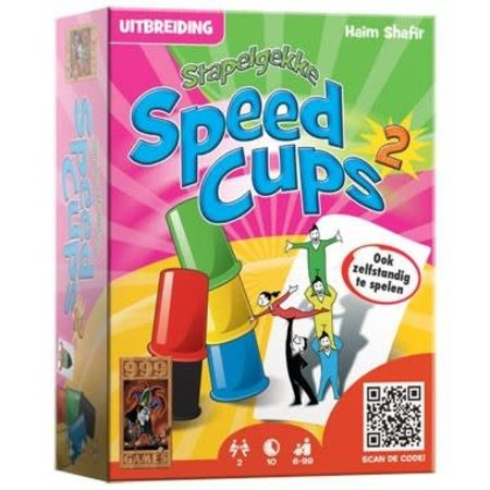 999-Games Uitbreiding Stapelgekke Speed Cups