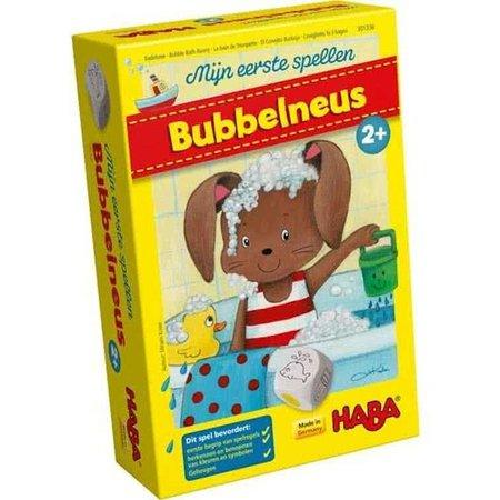 Haba Mijn eerste spellen: Bubbelneus