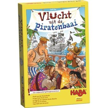 Haba Vlucht uit de piratenbaai