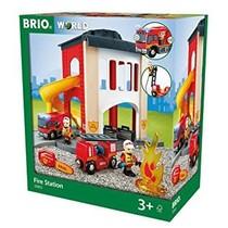 Brio: Central fire Station