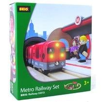 Brio: Metro Set