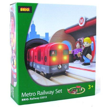 Brio Brio: Metro Set**