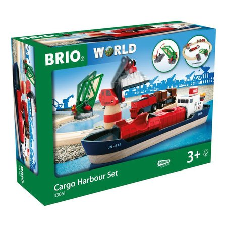 Brio Brio - Laadhaven Set