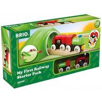 Brio: Mijn Eerste Treinbaan Starter Set UC
