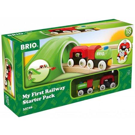 Brio Brio: Mijn Eerste Treinbaan Starter Set UC