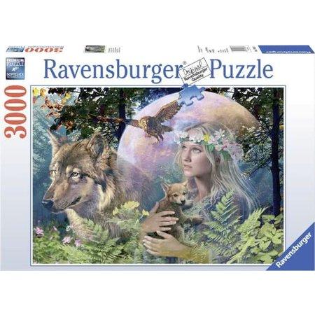 Ravensburger Wolven in de maneschijn (3000)