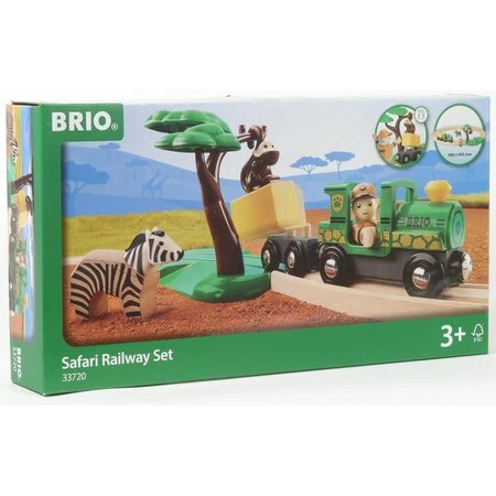 Brio Brio - Safari Starter Set