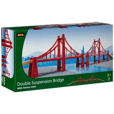 Brio Brio: Double Suspension Bridge