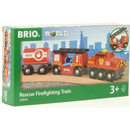 Brio Brio - Rescue Firefighting Train