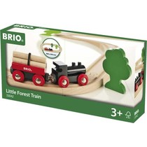 Brio - Little Forest Train Starter Set