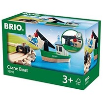 Brio: Crane Boat UC