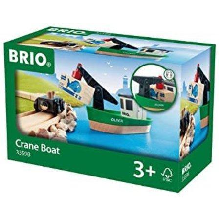 Brio Brio: Crane Boat UC