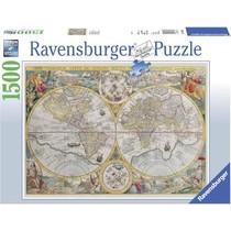 Wereldkaart 1594 (1500)