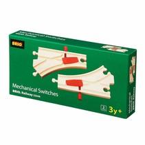 Brio - Mechanische Wissel (2)