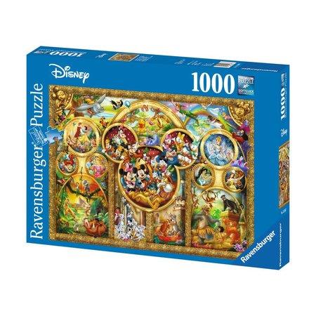 Ravensburger De Mooiste Disney Thema's (1000)