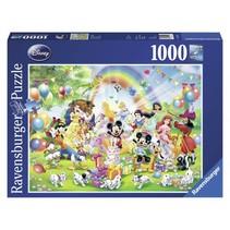 Mickey is jarig  (1000)