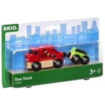 Brio: Afsleepwagen met Auto