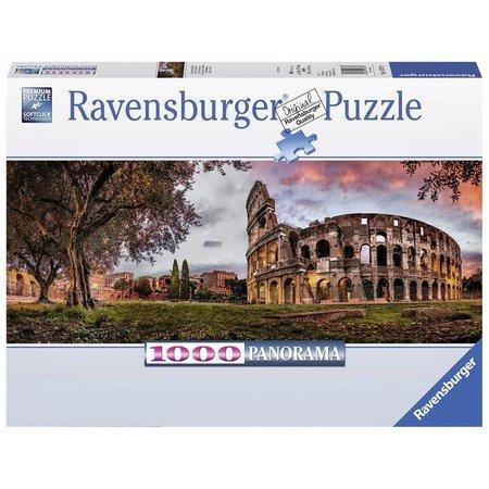 Ravensburger Colosseum in het avondrood (1000)