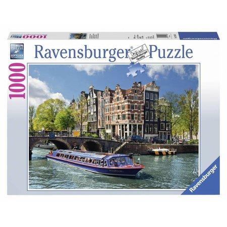 Ravensburger Rondvaart in Amsterdam (1000)
