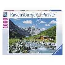 Karwendelgebergte, Oostenrijk (1000)