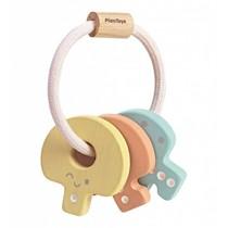 PT: Baby Key Rattle Pastel