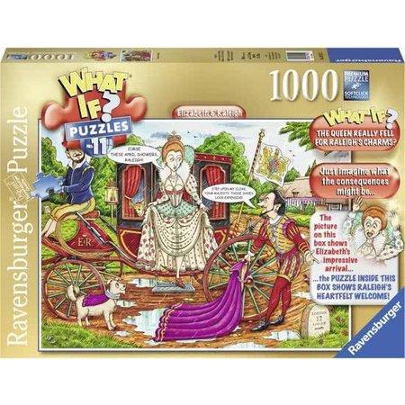 Ravensburger What if 11: Elizabeth & Raleigh (1000)