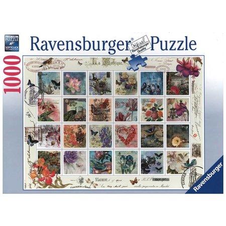 Ravensburger Postzegelverzameling (1000) UC