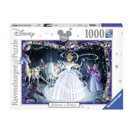 Ravensburger Disney Cinderella (Assepoester) (1000)