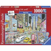 Fleroux: New York (1000)