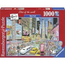 Fleroux: New York (1000)
