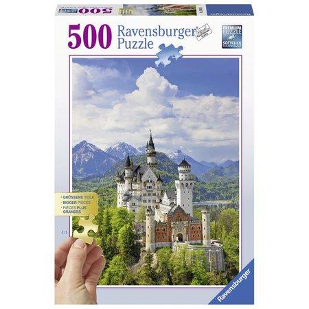 Ravensburger Sprookjeskasteel Neuschwanstein (500)