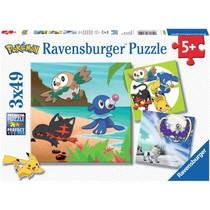Pokemon puzzle 3x49