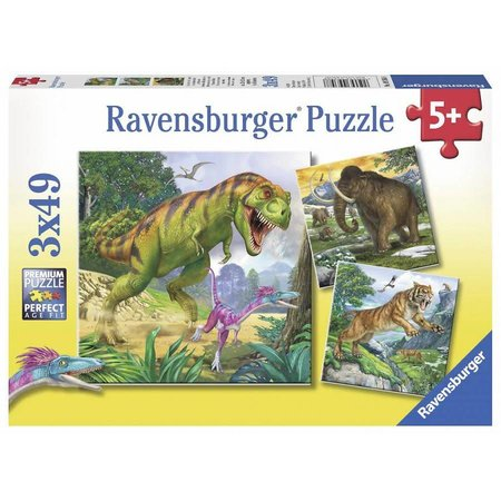 Ravensburger Dino's (3x49)