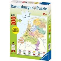 Nederland kaart (100)
