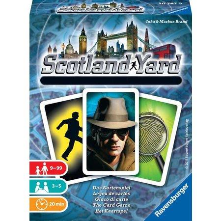 Ravensburger Scotland Yard Kaartspel