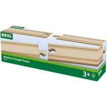 Brio - Medium Recht Stuk (4)