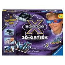 Science X Mini: 3D-Optiek**