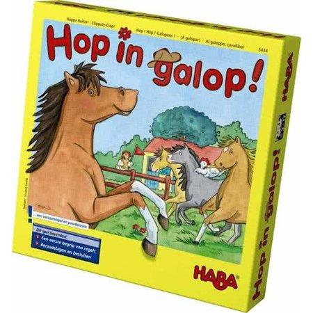 Haba Hop in Galop